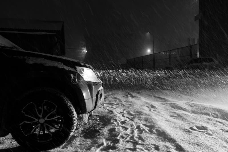 светлый снежок стоковые фотографии rf