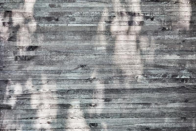 Свет Grunge покрасил естественные деревянные планки стоковая фотография