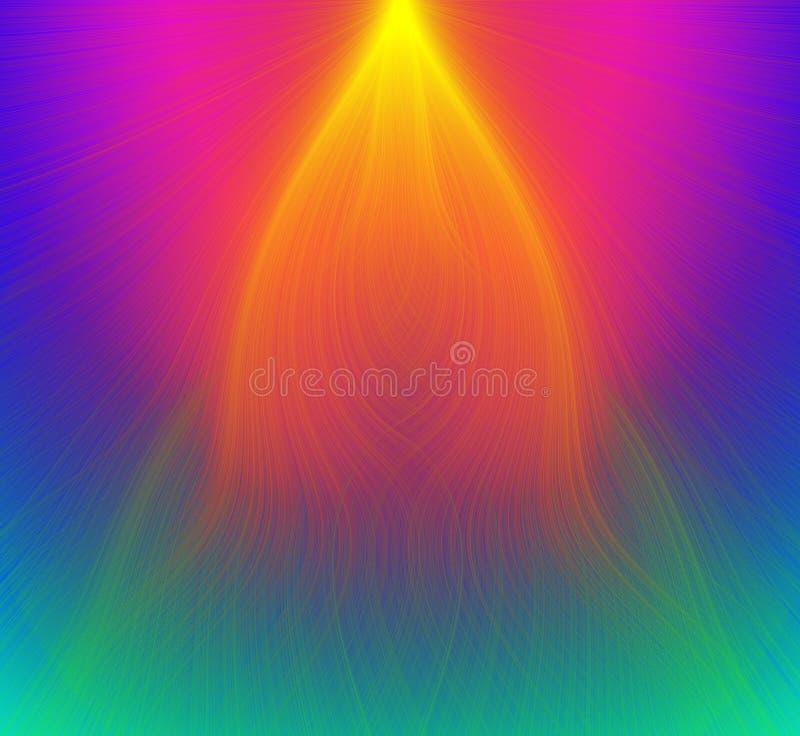 свечка иллюстрация вектора