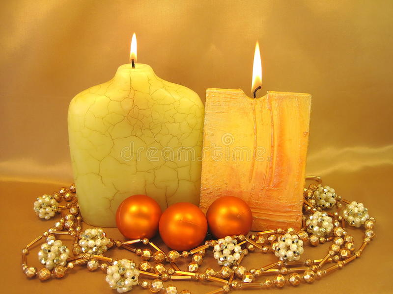 Download свечки стоковое изображение. изображение насчитывающей рождество - 17601653