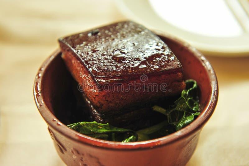 Свинина Dongpo стоковые изображения