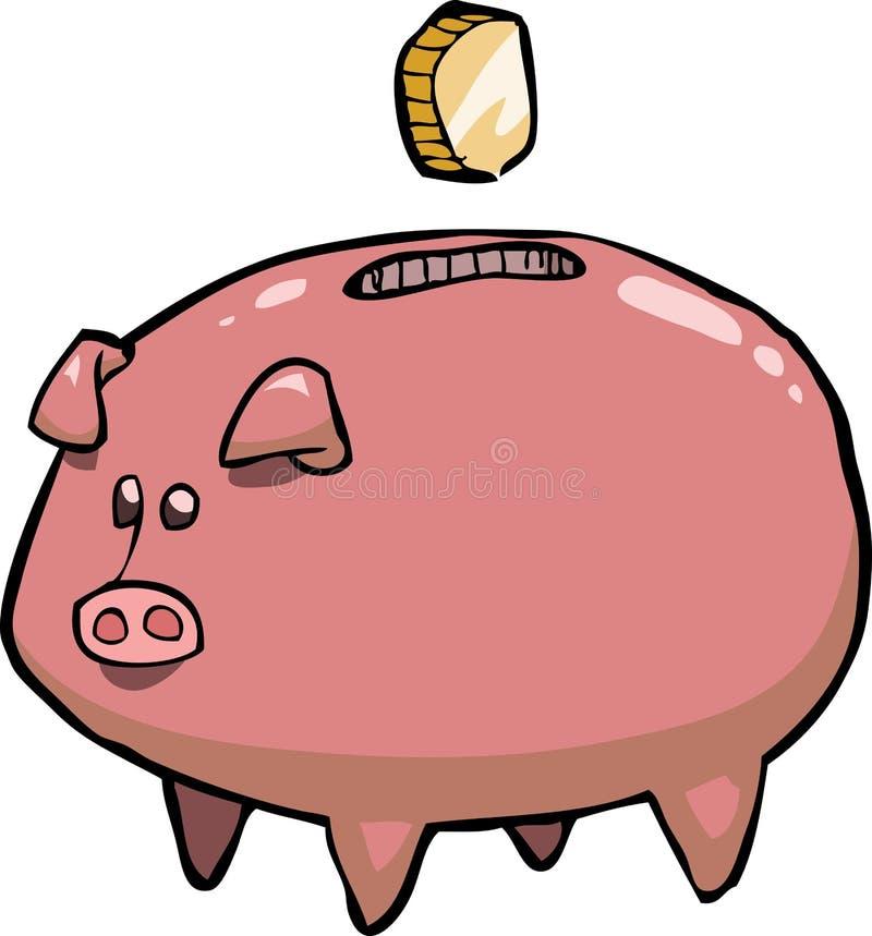 свинья банка piggy бесплатная иллюстрация