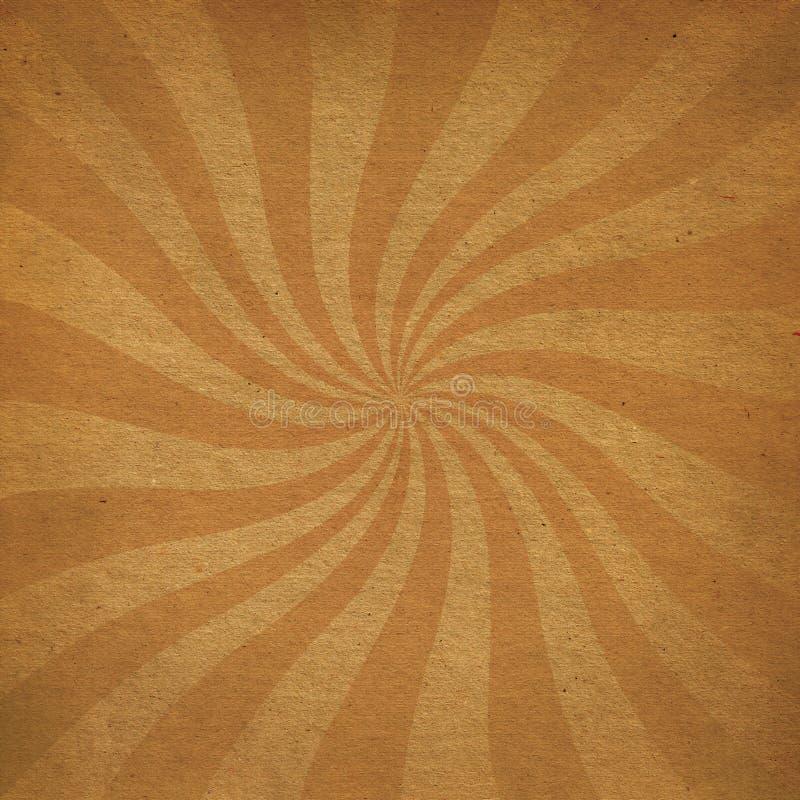 свирль коричневого цвета предпосылки иллюстрация вектора