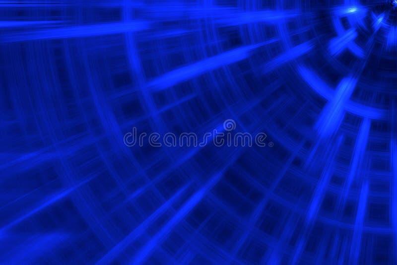 свирль предпосылки голубая стоковое изображение