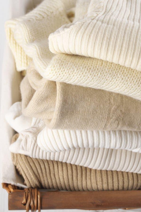 свитеры стога стоковые изображения rf