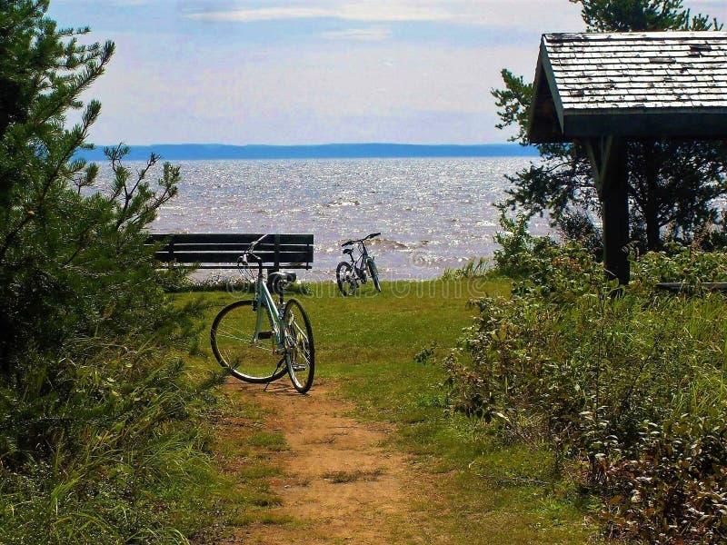 Свобода на Lac Свят-Джине стоковые изображения rf