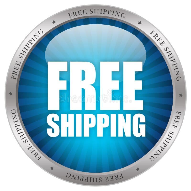 Свободная икона перевозкы груза бесплатная иллюстрация