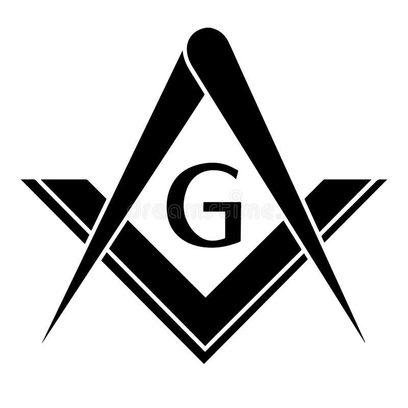 Свободная иллюстрация вектора логотипа Masonry иллюстрация штока