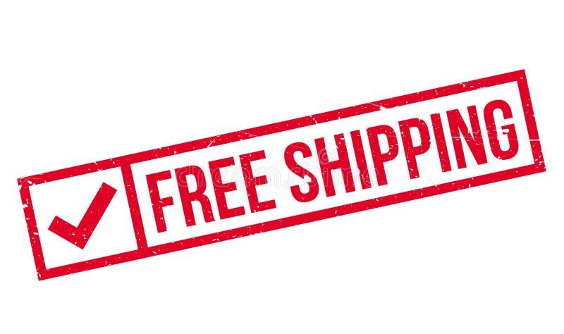 свободный резиновый штемпель перевозкы груза бесплатная иллюстрация
