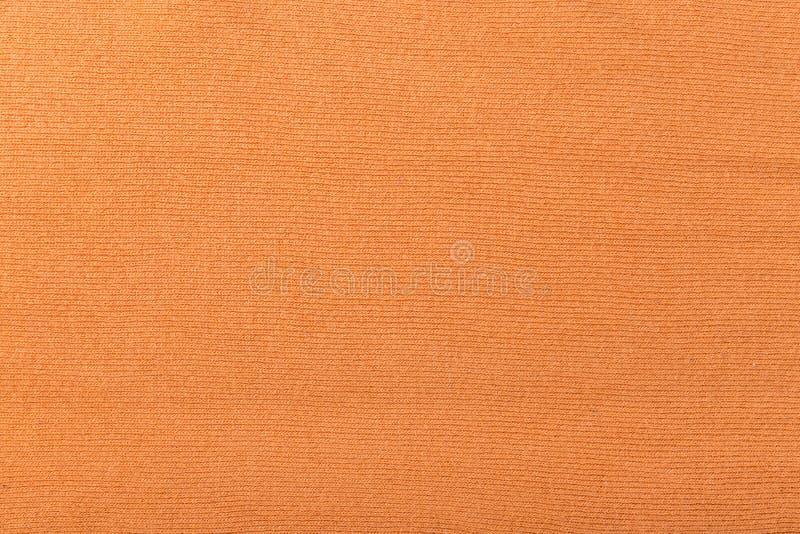 Связанная оранжевая предпосылка стоковая фотография