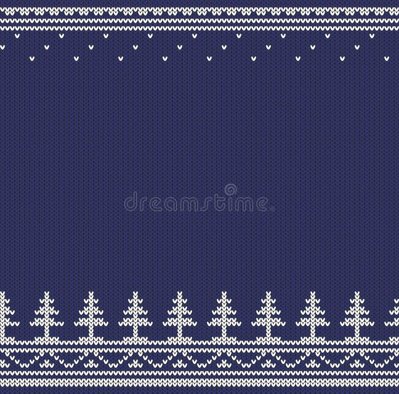 Связанное белое дерево бесплатная иллюстрация