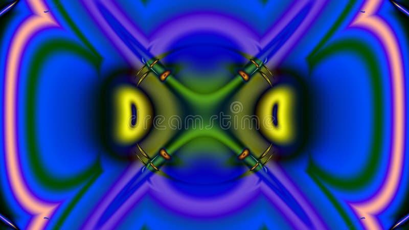 Связанный проволокой для звука иллюстрация вектора