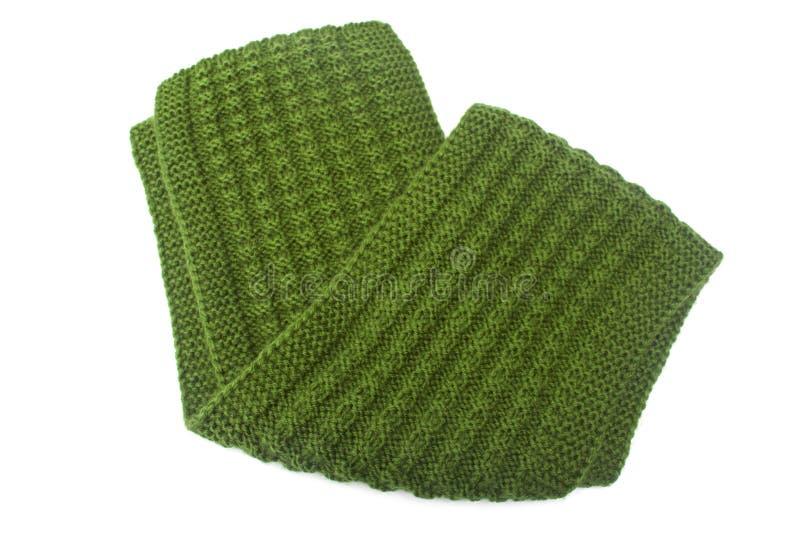 связанный шарф стоковое изображение rf