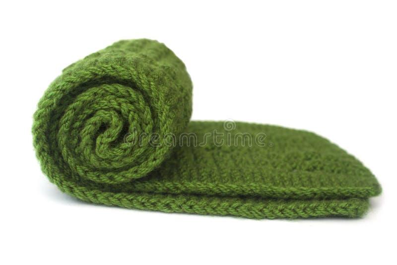 связанный шарф стоковые изображения