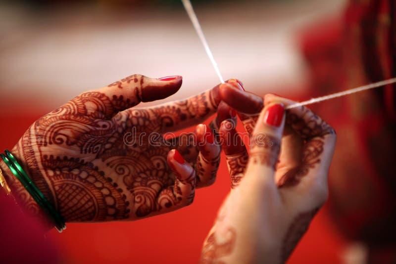 Связи замужества стоковая фотография