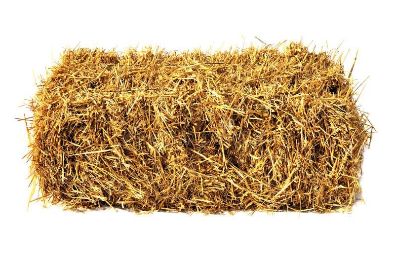 Связка сена стоковое фото