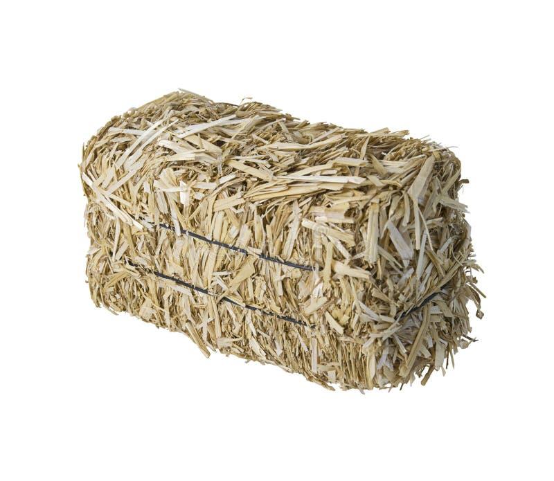 Связка сена стоковое изображение rf