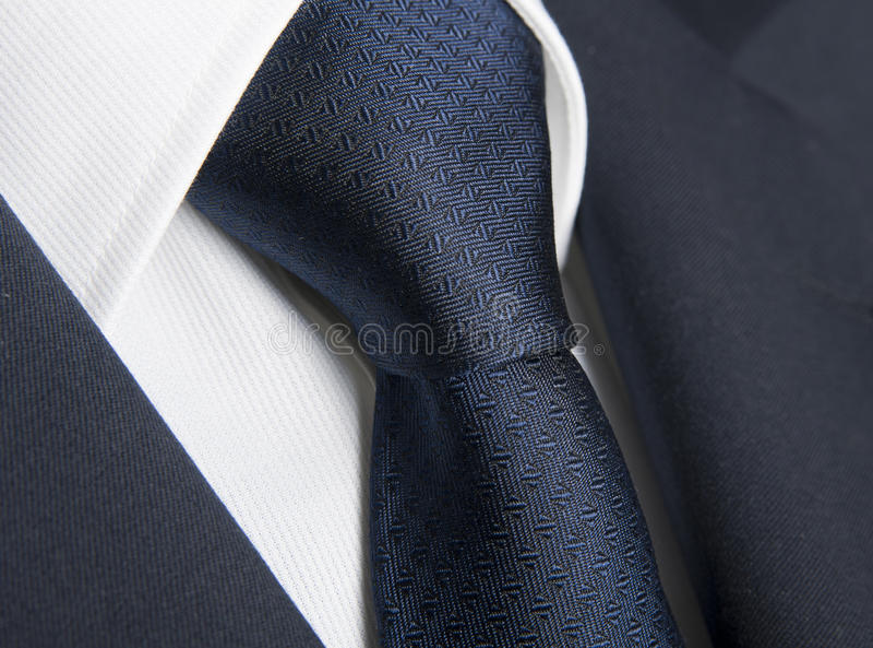 связь костюма рубашки стоковая фотография rf