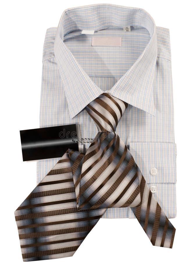 связь рубашки человека s стоковые фото