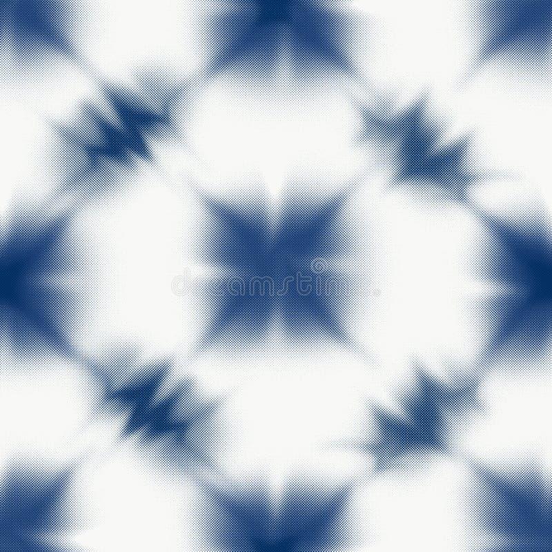 Связь текстуры и покрашенная графическим дизайном ткань бесплатная иллюстрация