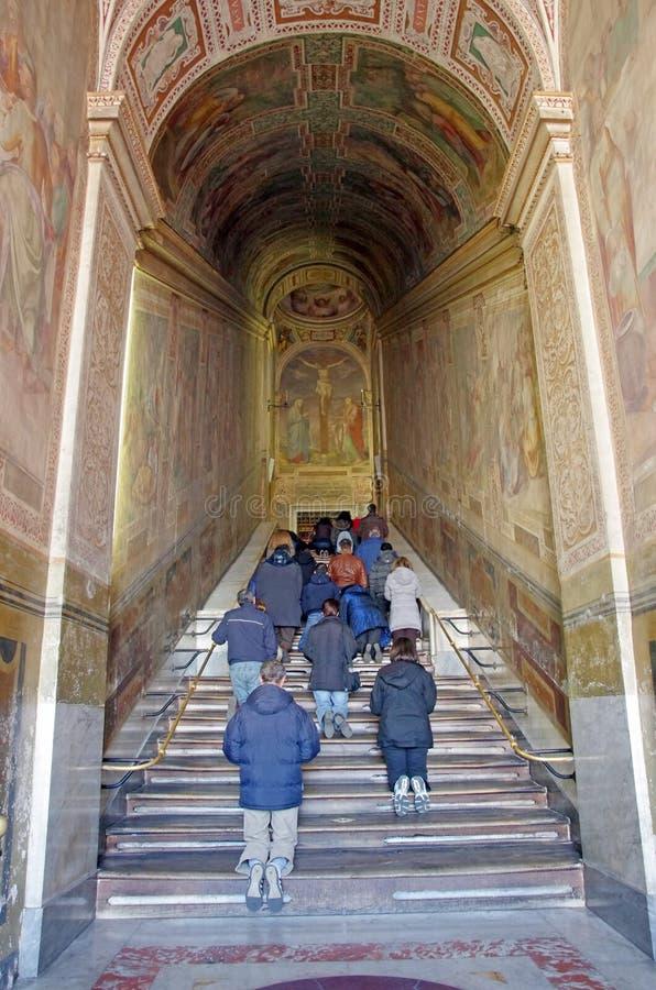 святейшие лестницы стоковые изображения rf