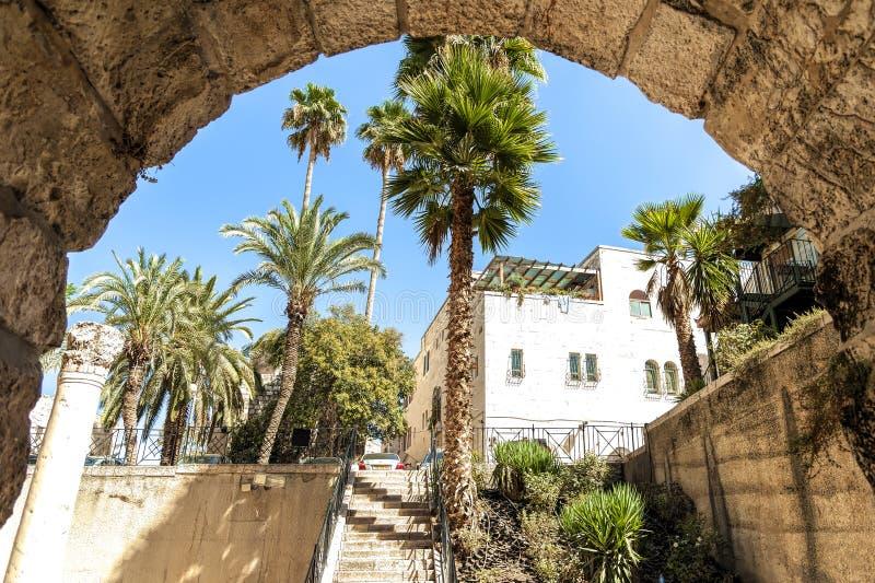 святейшие люди Израиля Иерусалима еврейские большая часть один люд устанавливают места священнейшие к голося стене Взгляд от выко стоковые изображения