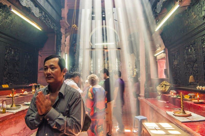 святейший момент стоковая фотография rf