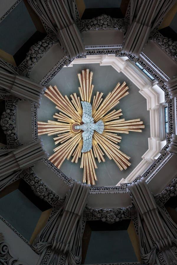 святейший дух стоковая фотография rf
