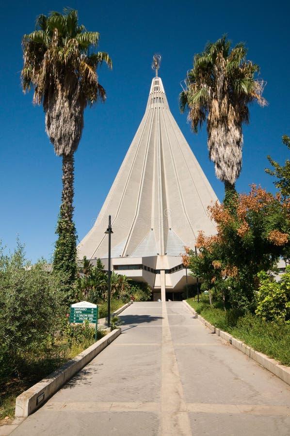 святилище madonna стоковое изображение