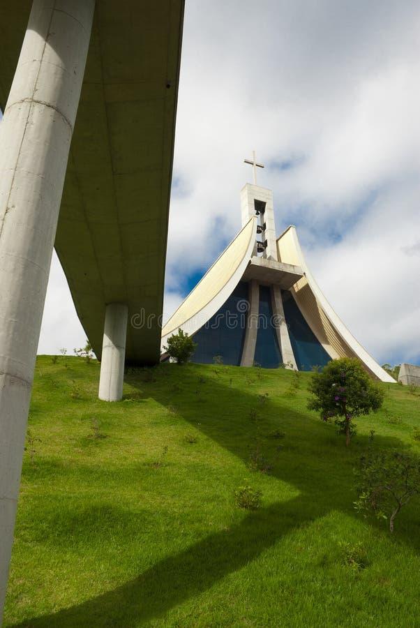 святилище paulina madre стоковое изображение rf