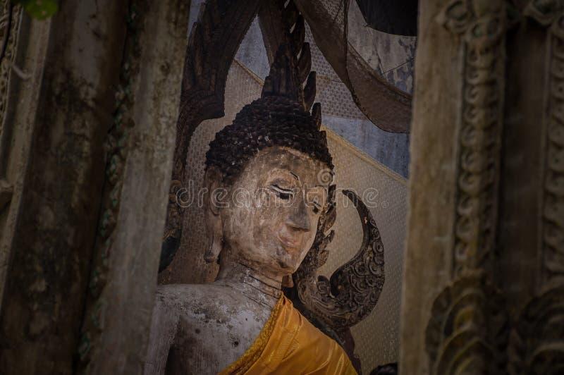 Святой Будда стоковые изображения rf