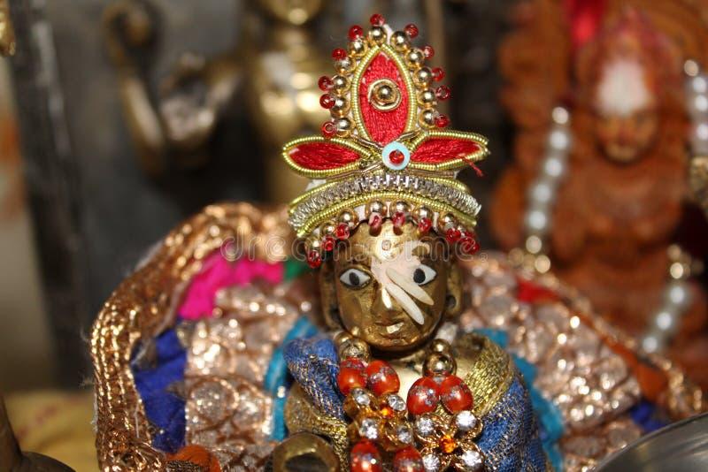 Святой лорд Gopal стоковое фото rf