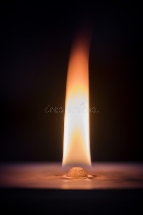 Святой огонь который очищает все стоковое изображение rf