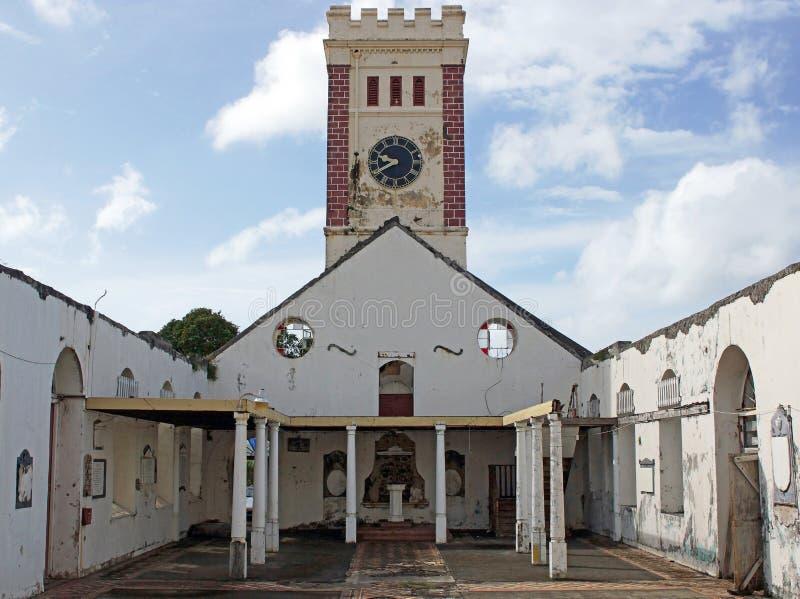 Download Святой Georges, Гренада, карибская Стоковое Изображение - изображение насчитывающей карибско, святой: 40580517