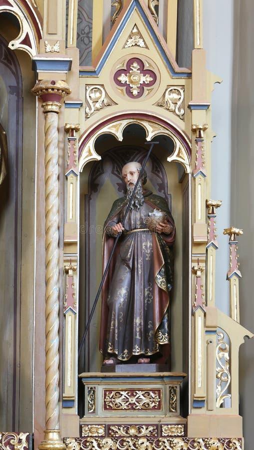 Святой Joachim стоковые изображения rf