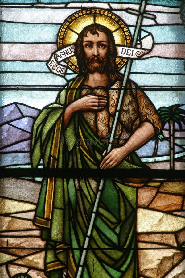 святой john баптиста стоковое фото rf