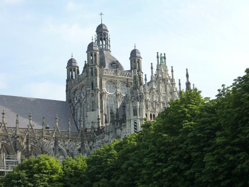 святой john вертепа bosch kathedral стоковые фото