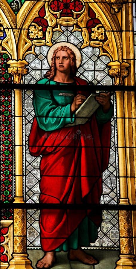 святой john евангелиста стоковые фото
