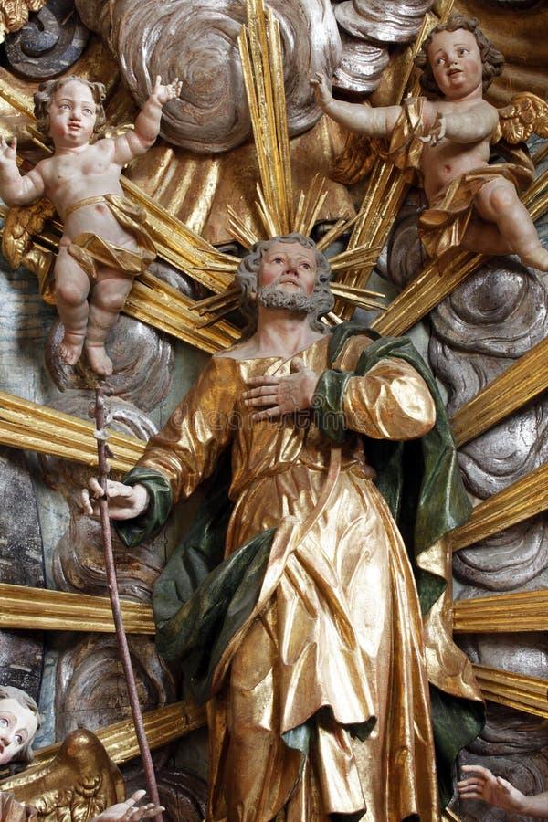 святой joseph стоковое фото rf