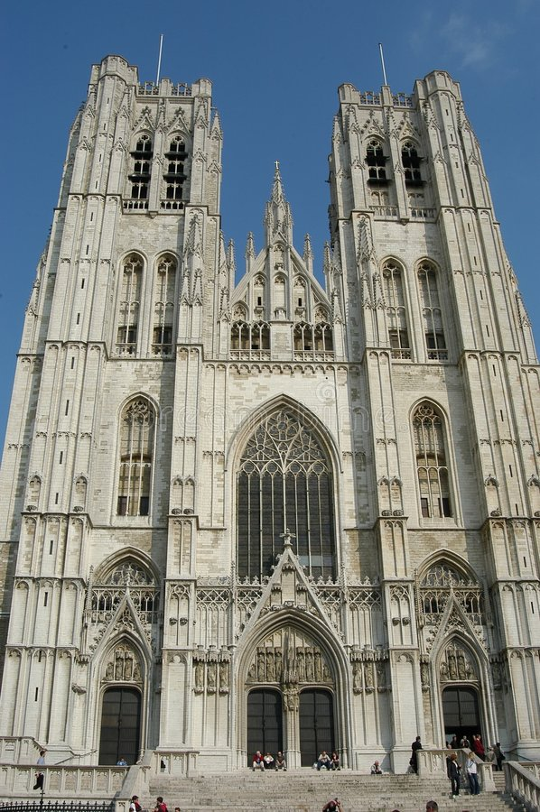 святой michel церков стоковые фотографии rf