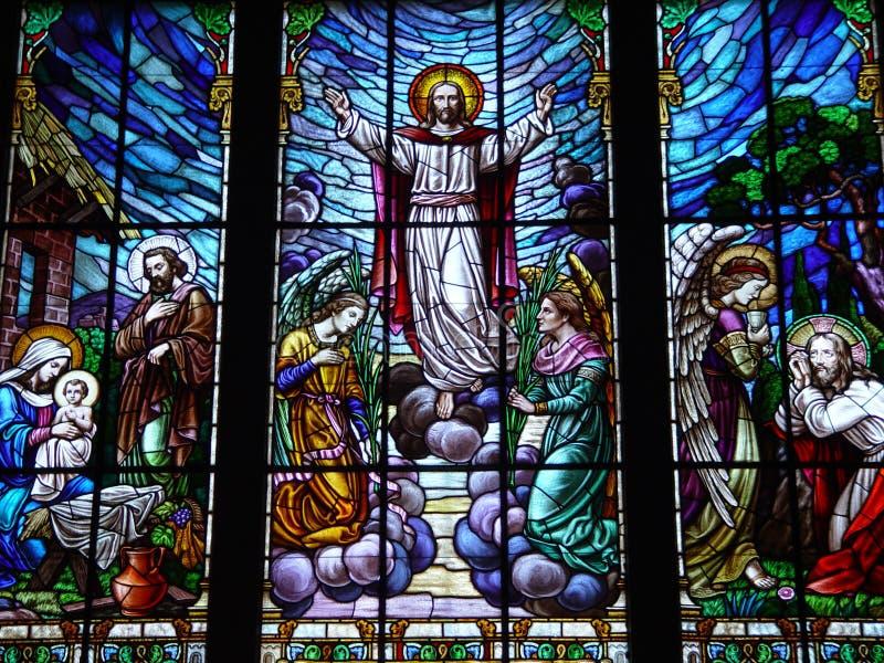 святой peter s собора стоковая фотография rf