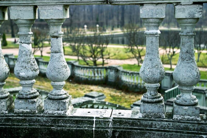 святой petersburg России petergof стоковые изображения rf