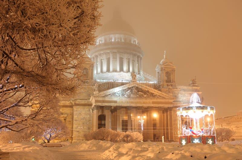 святой petersburgs isaac собора стоковая фотография