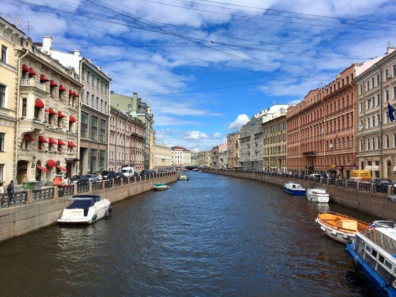 Святой Petesburg стоковые фото