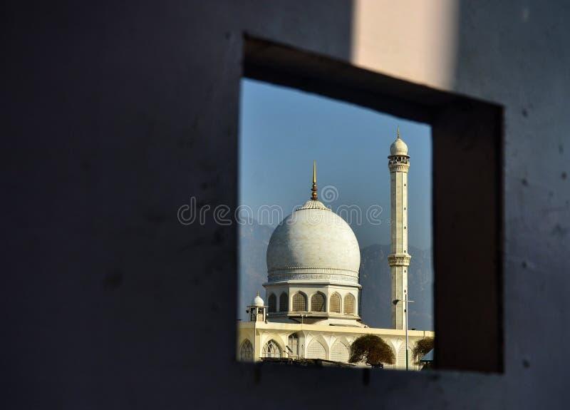 Святыня Сринагар стоковые изображения