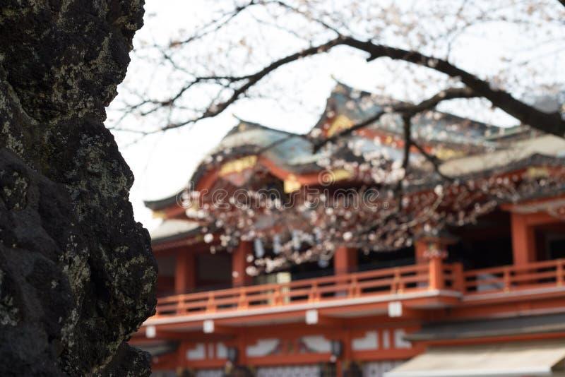 Святыня Chiba стоковое изображение