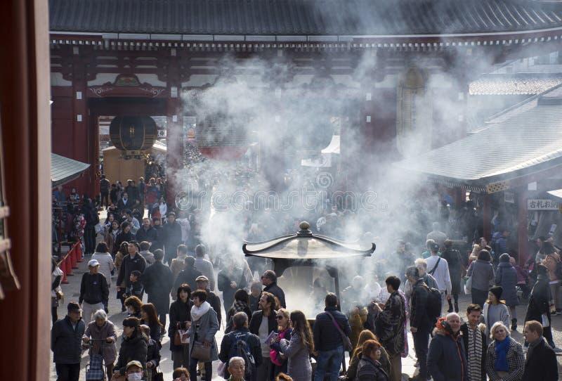 Святыня Meiji Jingu стоковая фотография rf