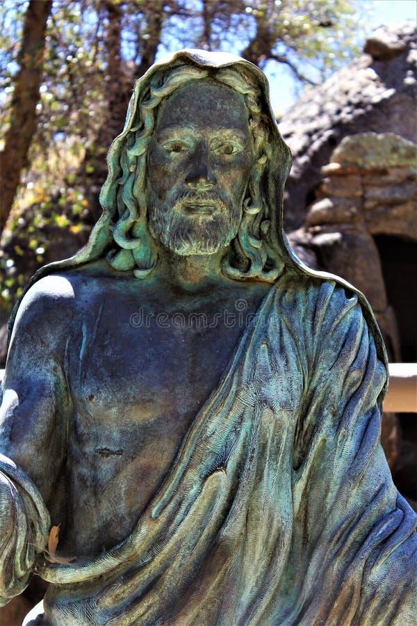 Святыня St Joseph гор, Yarnell, Аризоны, Соединенных Штатов стоковая фотография