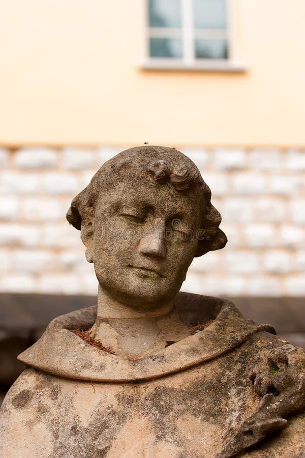 Св. Франциск Св. Франциск статуи Assisi стоковое фото