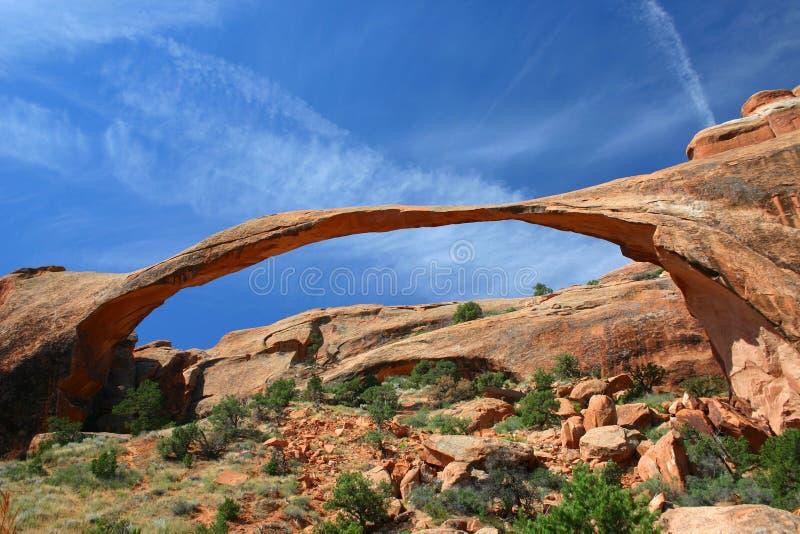 сгабривает национальный парк стоковые изображения rf